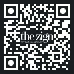 Google QR Code Rezension für the zign